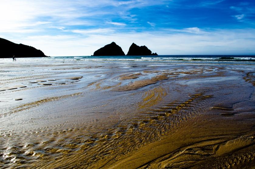 Holywell Bay, Cornwall (2) - (C) Thomas Tolkien